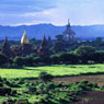 Paul Nevin Burma Photo Pagan landscapes