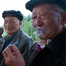 Paul Nevin China Photo Local Shaxi business men