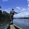 Paul Nevin Kerala Photo Boatman