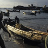 Paul Nevin Kerala Photo Fishermen boats Cape Kanyakumari