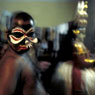Paul Nevin Kerala Photo Kathakali performers
