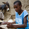 Paul Nevin Mali Photo Young boys studying