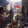 Paul Nevin Morocco Photo Old city Fez man