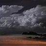 Paul Nevin Sri Lanka Photo Clouds Marissa Beach
